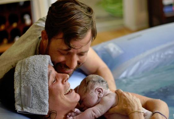 Natural Childbirth Rockland County NY